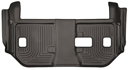 Seat 3rd Chevy Suburban (Husky Liners 53290 Cocoa 3rd Floor Liners Fits 15-18 Escalade ESV/Suburban with 2nd Row Bench Seat)
