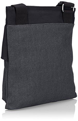 Calvin Klein Jeans Borsa Messenger, nero (Nero) - J5IJ500426