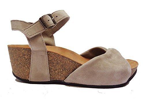 Cm 59A2 da 39 Sandalo Sandalo Sandalo FRAU Alt NUM Camoscio Corda 6 in Col Donna   88e693