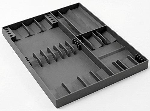 Organizer Driver (Tool Sorter Screwdriver Organizer - Black)