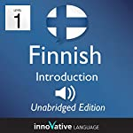 Learn Finnish: Level 1 - Introduction to Finnish, Volume 1: Lessons 1-25 | InnovativeLanguage.com