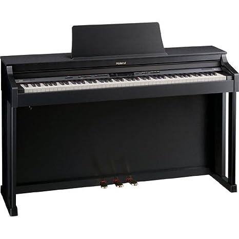 Roland-teclados Pianos digitales HP 302/SB HP302SB, garantía de 3 años: Amazon.es: Electrónica