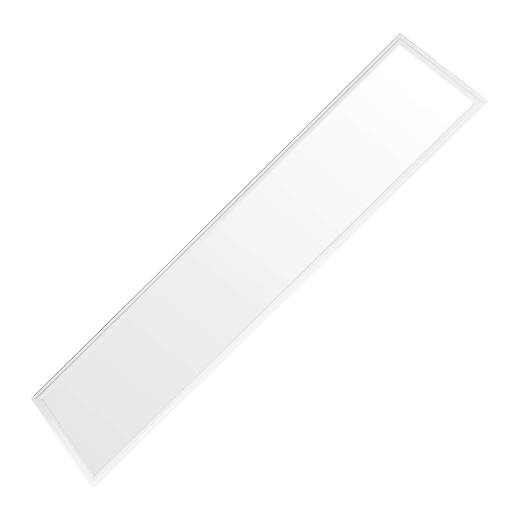 ALOTOA 40W Pannello LED, Slim panel light 4000lm bianco caldo 3000K 1200x300mm, Adatto per la casa, ufficio [Classe di efficienza energetica A+] tonya
