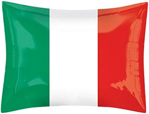 GLOBO Bandera italia Italia rectangular aprox. 53 x 41 cm (Globo Gas Adecuado) Bandera España Bandera España rectangular aprox. 53 x 41 cm (Globo Gas Adecuado): Amazon.es: Juguetes y juegos