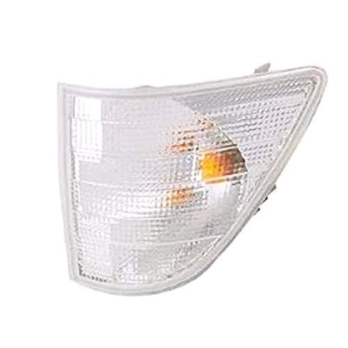 Left Passenger Side Front Indicator Lamp Indicator Light: