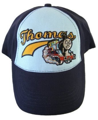 Tomas the Train and Friends Baseball Hat - Youth Baseball Cap by Berkshire Fashion