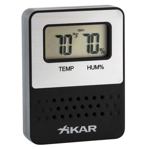 XIKAR PuroTemp Wireless Hygrometer Remote Sensor
