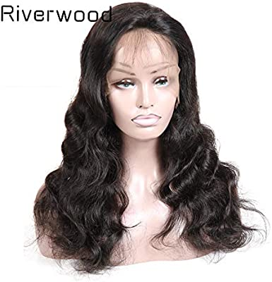 Peluca de cabello humano brasileño Onda del cuerpo Pelucas ...
