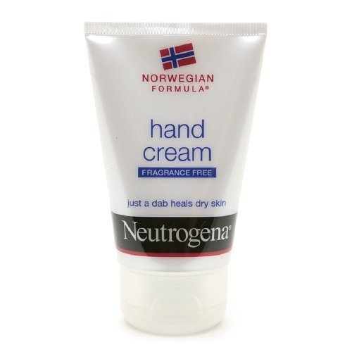 Neutrogena Norwegian Formula Hand Cream-Fragrance Free-2 oz
