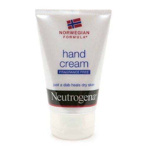 Neutrogena Norwegian Formula Hand Cream-Fragrance Free-2 oz (Pack of 5) by J&J HealthCare BEAUTY
