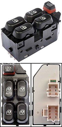 - APDTY 012161 Power Window Master Switch Fits 1995-2001 Chevrolet Lumina Car 4-Door 1995-1999 Chevrolet Cavalier 4-Door (Replaces D7072C, 22652693, 88894539)
