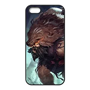 iPhone 4 4s Cell Phone Case Black League of Legends Udyr 0 GYV9368226