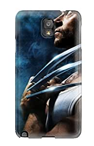 New Style 5572701K40035145 Premium Tpu Xmen Origins Wolverine (4) Cover Skin For Galaxy Note 3