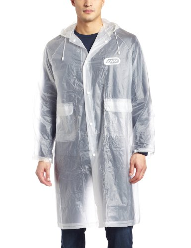 Design Go Luggage Raincoat