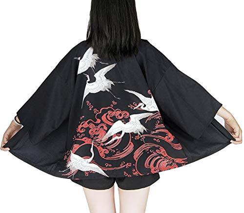 Womens Sleeve Japanese Kimono Onesize product image