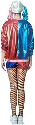 Disfraz PACK DISFRAZ Y PELUCA para Halloween de Mujer de Payasa ...
