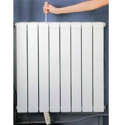 Escobilla Flexible inoxidable, pelo de cabra de limpieza para radiador: Amazon.es: Hogar