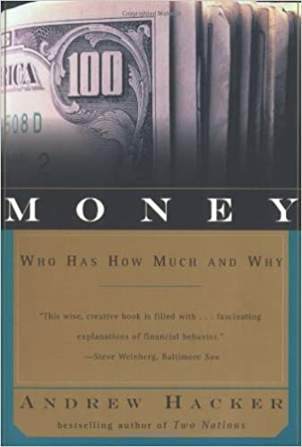 Book Money: Who Has How Much and Why