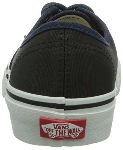 Vans Kids Authentic Skateschuh (Surplus) Kleid Blues / Blue Graphite