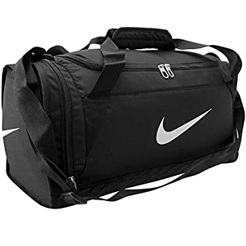 d2d2df26916ca Nike Brasilia 6 Trainingstasche Fitness Fussball Sporttasche Gym Black