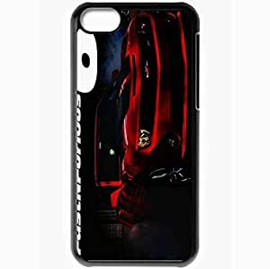 Personalized iPhone 5C Cell phone Case/Cover Skin Movie 2013 fast furious 6 movie full widescreen Black