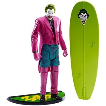 Batman Classic TV Series Surfing Joker Collector Action Figure