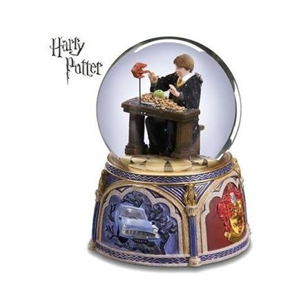 Ron Weasley Howler Harry Potter Snow Globe