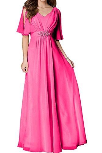 TOSKANA BRAUT - Vestido - trapecio - para mujer rosa 40