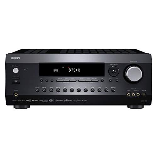 Integra Atmos Audio & Video Component Receiver Black
