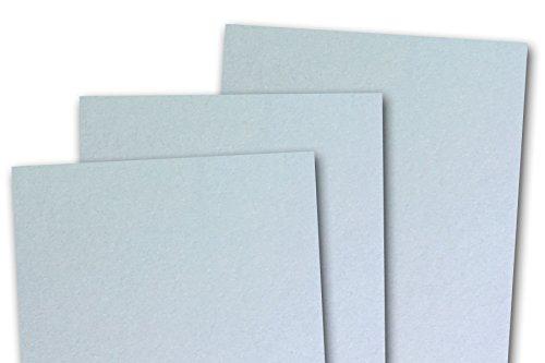 light blue 5x7 envelopes - 8