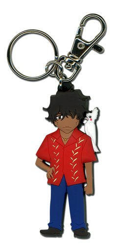 Great-Eastern-Entertainment-Bleach-Sado-SD-PVC-Keychain
