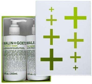 Malin + Goetz Ron + Lima lavado a mano set: Amazon.es: Belleza