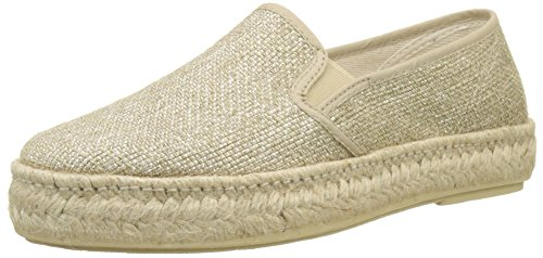Femme or Or Rondinaud Espadrilles Kolyma XPHPqCA