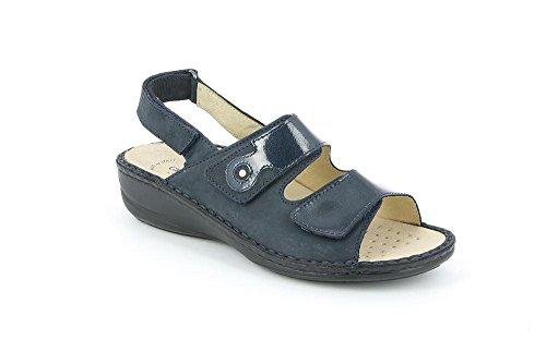 Grunland SE0359 DARA Sandalo Donna P. Blu y4ycYU