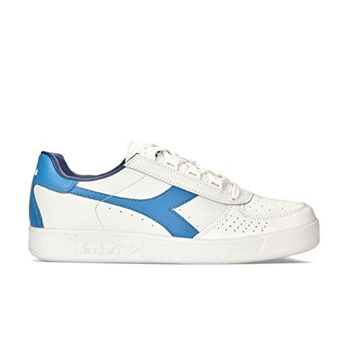 Scarpe Estate B blu top Unisex C6621 adulto blu Diadora Campanula Low elite Bianco qACEdw7w
