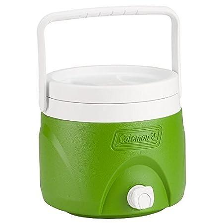 Green//Pack of 2 Coleman 3000000877 Jug 2Gal Stacker