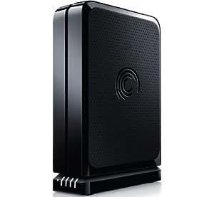 Seagate FreeAgent GoFlex Desk 1 TB USB 2.0 External Hard Drive STAC1000100 (Black)