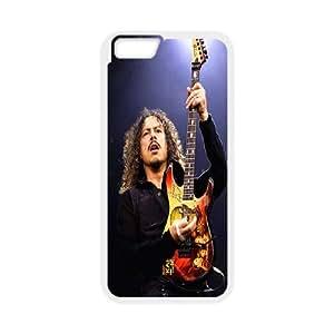 Fashionable Creative Metallica Cover case For iPhone 6 Plus 5.5 Inch VT8E93060