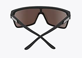 Amazon.com: Spy Flynn - Gafas de sol, color negro mate, con ...