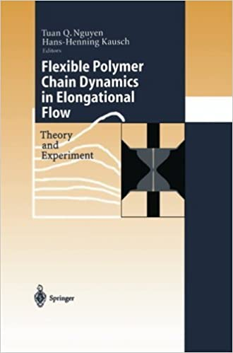 Book Flexible Polymer Chains in Elongational Flow: Theory and Experiment (2012-12-31)