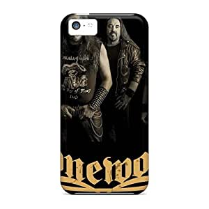 Excellent Hard Cell-phone Cases For Iphone 5c (eDl537ELRz) Allow Personal Design Lifelike Kalmah Band Skin