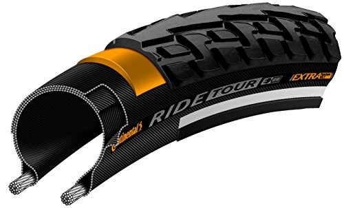 Continental Ride Tour City/Trekking Bicycle Tire, 16x1.75