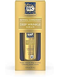 RoC Retinol Correxion Deep Wrinkle Facial Serum, Anti-Wrinkle Treatment Made with Retinol, 1 fl. oz