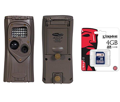 CUDDEBACK Ambush IR 1187 5MP Digital Infrared Trail Game Camera no battery hold