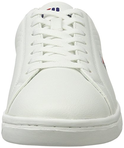 Homme Risk Low Red high 2 00h Multicolore Fila Baskets Crosscourt white wp4wIqa