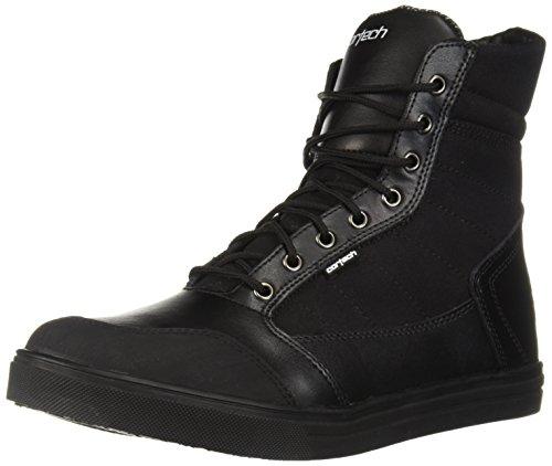 Cortech 8514-6535-43 Mens Vice WP Riding Shoe (Black, Size ()