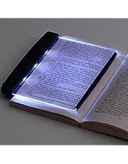 Portable Bookmark Light Lightwedge Book Light LED Reading Bright Light Lamp Board Family Study Light Eye Care Leeslamp, voor lezen in bed, auto