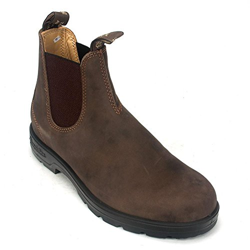 Blundstone Women's 500 Stout Brown Boot,Stout Brown,3.5 AU (Women's 6.5 M US)