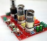 HIFI 6Z5P + 6N8P Tube Pitch/Tone Preamp amp board