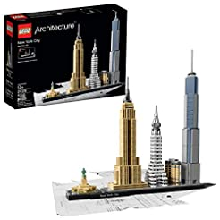 LEGO Architecture New York City 21028, B...
